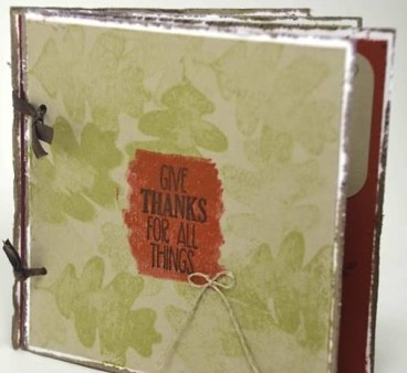 give thanks book